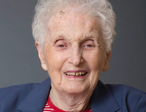 Sister Miriam Patrice McKeon: A Voice for the Voiceless