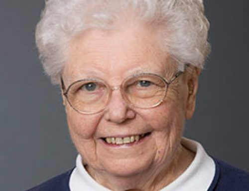Sister Marguerite Francis Armstrong