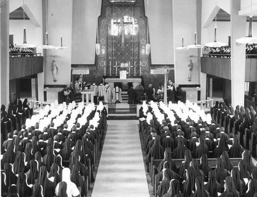 Membership peaked at about 1,600 Sisters