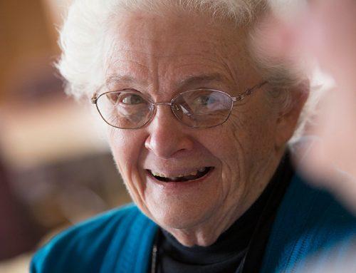 Meet Sister Maryann Sherlock