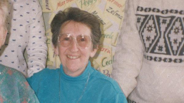 Sister Carmen Foley
