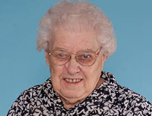 Sister Mary Appollonia de Jong