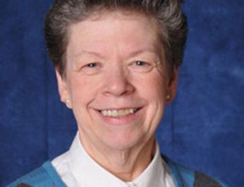 Sister Marcia McQuaid
