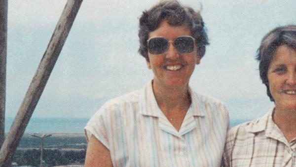 Sister Cecilia Hudec