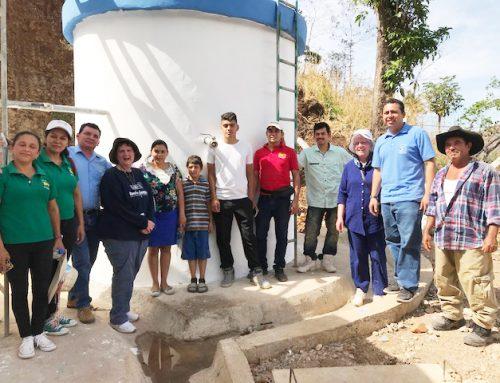 Water Project in El Salvador