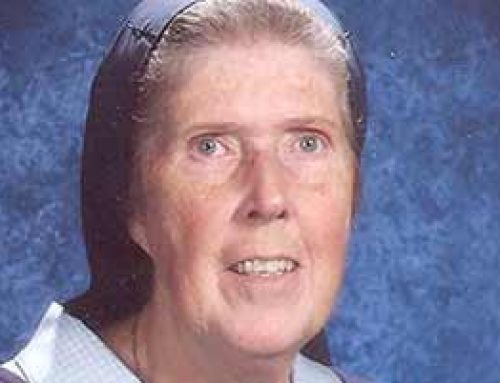 Sister Anne Hegarty (Anne Gerald)