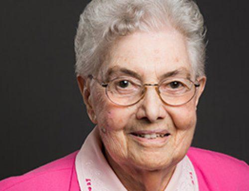 Sister Joan Bernadette Mayer